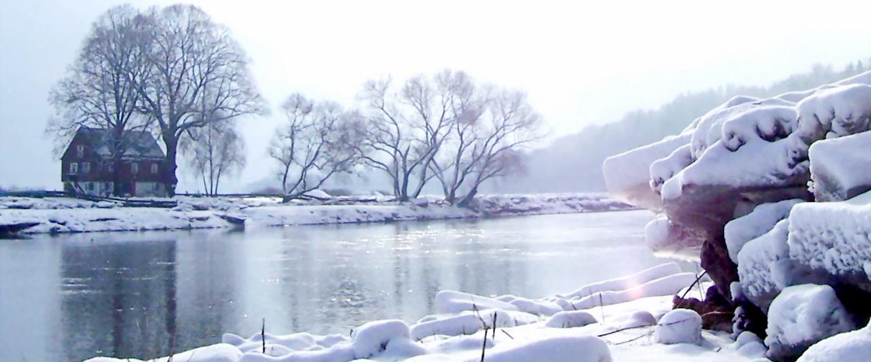 Höfgen im Schnee