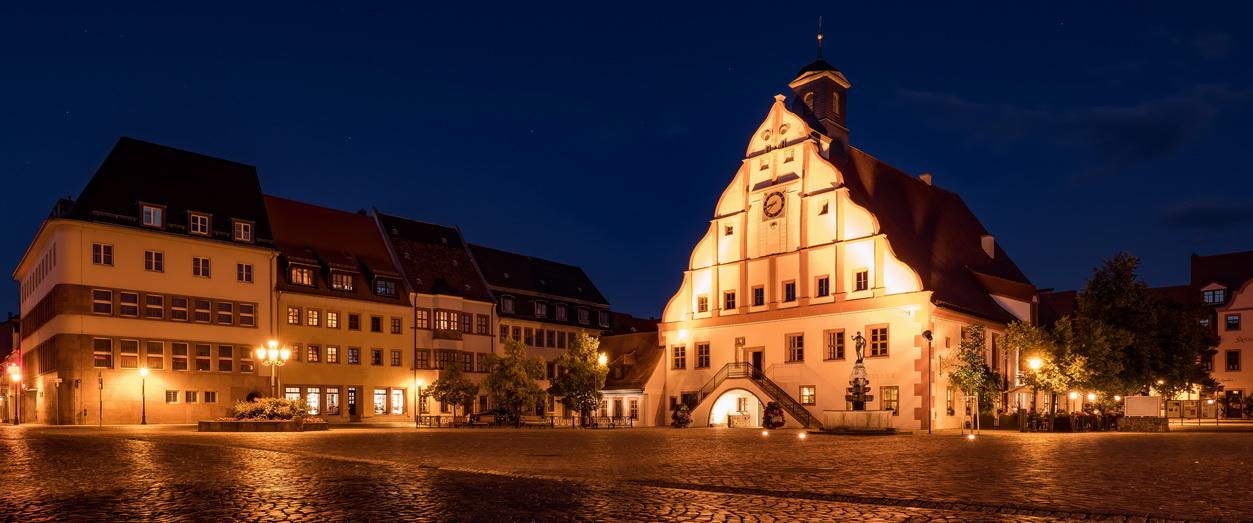 Rathaus Nacht