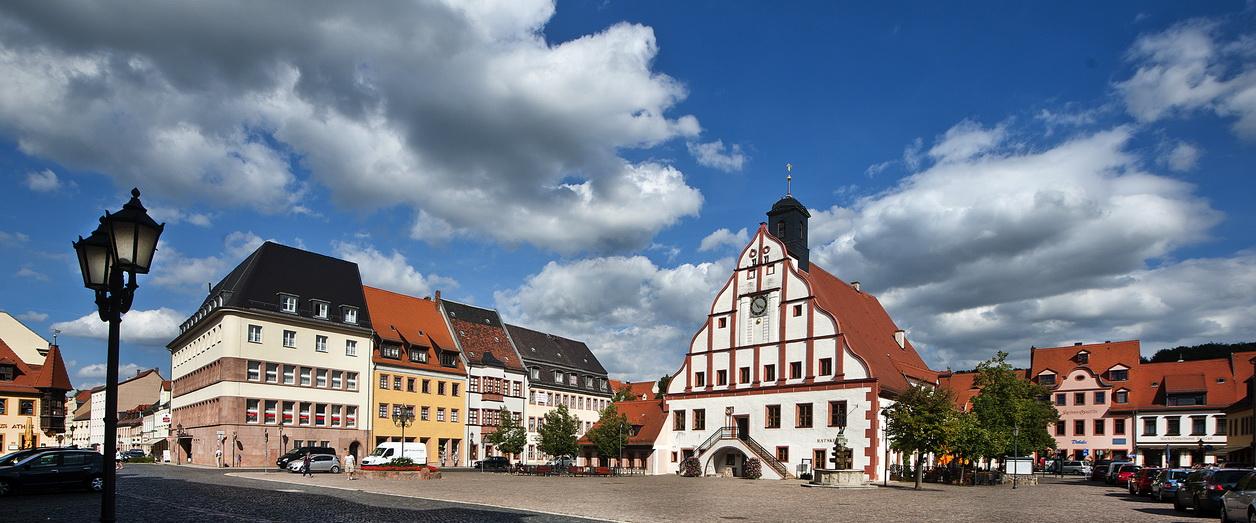 Markt Panorama